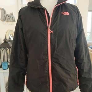 The North Face Puffy Jacket Sz M